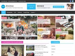 15 best news magazine wordpress themes 2017 evince