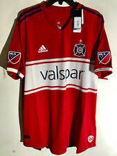 Chicago <b>fire</b> red MLS jerseys - огромный выбор по лучшим ценам ...