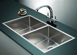 undermount kitchen sink stainless steel: better undermount stainless steel kitchen sinks with drainboards