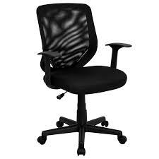 bedroomappealing flash furniture mid back black mesh office chair fabric ergonomic lfwabkggmidbackblackmeshofficecha knockout boss black mesh black fabric plastic mesh ergonomic office