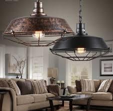 industrial loft antique lamp edison bulb bar restaurant home kitchen table pendant light fixtures metal hanging antique industrial lighting fixtures