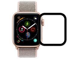 <b>Аксессуар Защитное стекло Krutoff</b> 3D Full Glue для Apple Watch ...