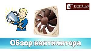 Обзор <b>вентилятора Noctua NF</b>-<b>P12</b> - YouTube