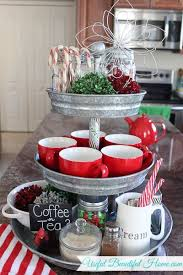 holiday open house rachel from useful beautiful home christmas coffee bar attractive coffee bar home 4