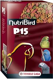 Купить <b>корм versele-laga nutribird p15</b> tropical для крупных ...