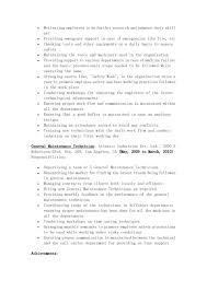 tea for general manager of sample hotel engineer resume