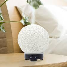 YYM903 Creative Rattan <b>Ball</b> Aromatherapy Machine Bedroom ...