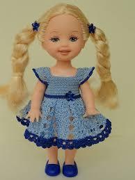 Kelly <b>Mattel</b> | by lusildoll | <b>Куклы</b> | Связаная крючком кукольная ...