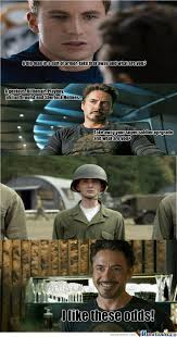 Tony Stark Memes. Best Collection of Funny Tony Stark Pictures via Relatably.com