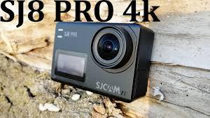 <b>SJCAM SJ8 Pro</b> убийца GoPro? Обзор <b>экшн камеры</b> 4K 60fps ...