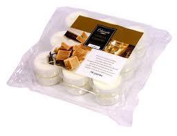 <b>Набор</b> белых '<b>чайных</b>' <b>свечей</b> ароматизированных, 4.1х1.9 см ...