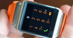 Samsung unveils Galaxy Gear smartwatch with <b>1.63</b>-<b>inch AMOLED</b> ...