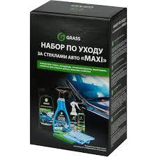 <b>Набор по уходу за</b> стеклами Grass Maxi в Москве – купить по ...