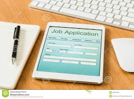 job application form stock photos image 36457063 digital tablet pc showing job application form stock photos