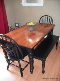 Refinishing A Dining Room Table Refinishing The Dining Room Table Saving 4 Six