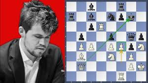 How did he do that? - Carlsen vs Ding <b>Liren</b> | Norway Chess <b>2019</b> ...