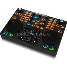 <b>DJ контроллер BEHRINGER CMD</b> STUDIO 2A