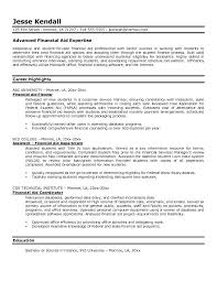 resume examples   equipment operator resume examples  one page    example financial advisor resume ideas