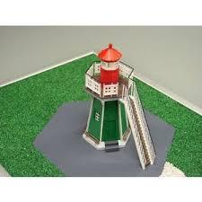 Купить <b>Сборная картонная модель Shipyard</b> маяк Bunthauser ...