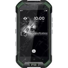 <b>Blackview BV6000</b> - Display