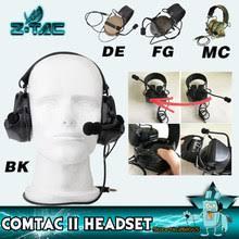 <b>comtac ii headset</b>