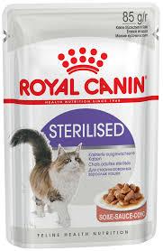 <b>Пауч</b> для стерилизованных кошек, <b>Royal Canin Sterilised</b>, старше ...