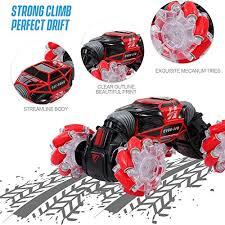 GoolRC RC Stunt Car <b>Remote</b> Control Car, 4WD <b>Watch Gesture</b> ...
