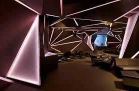 pink theme of cool bar with black theme and amazing lighting amazing lighting