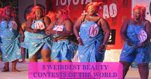8 weirdest and unusual beauty contests you have no idea existed miss prisoner to miss pregnant 8 weird and unusual beauty contests that happen around the