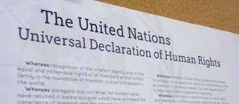 the universal declaration of human rights r s sharkey the universal declaration of human rights