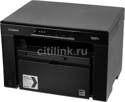Купить <b>МФУ</b> лазерный <b>CANON i-SENSYS</b> MF3010, черный в ...