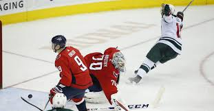 3 Things: Ovechkin is held off the scoresheet to propel the Wild back ...