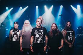 <b>Lamb of God</b> Reflect on Playing First 2020 Livestream Show