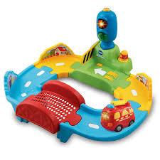 Купить развивающую игрушку <b>Vtech Автотрек</b>. Свет+звук 80 ...