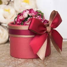 Luxury <b>European Flower</b> Cylindrical Style Diamond Crystal Wedding ...