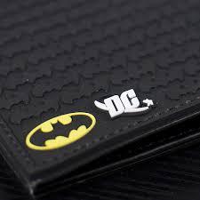 Online Shop DC Marvel Comics Men PVC <b>Wallet</b> 3.45 inch Dollar ...