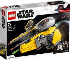 <b>LEGO Star Wars</b> 75281 Джедайский перехватчик Энакина