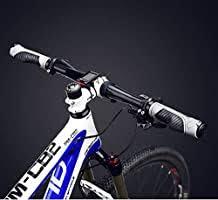 NSFANS <b>1 Pair</b> Bike <b>Handlebar Grips</b>, Ergonomic Non-Slip Rubber ...