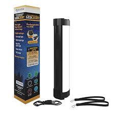 CrossPeak Magnetic LED <b>Work</b> Light Rechargeable <b>Flashlight</b> ...