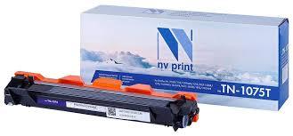 <b>Картридж NV Print TN-1075T</b> Черный, купить в Москве, цены в ...