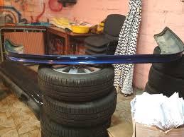<b>Накладка</b>/<b>юбка на</b> задний бампер. — SEAT Cordoba, 1.9 л., 2000 ...