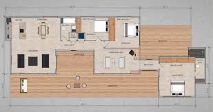 Wonderful prefab house plans modernPrefab house  mountain home  montana  green design  porch architecture by medicine hat