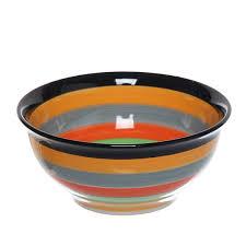 """<b>Салатник керамический 550мл</b> """"Радуга оранжевая"""" купить оптом ..."""