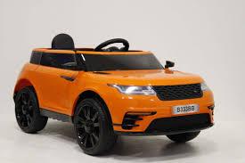 Детский <b>электромобиль</b> River-Toys Range B333BB с пультом ДУ ...