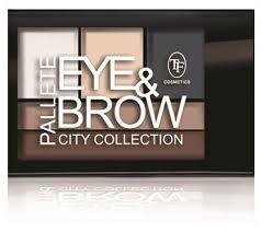 TF Cosmetics <b>Палетка теней для глаз</b> и бровей Eye & Brow ...