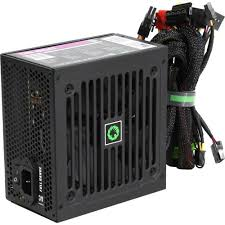 <b>Блок питания GameMax</b> GE ECO GAMER GE-600 600 Вт — купить ...