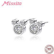<b>MISSITA 100</b>% <b>925</b> Sterling Silver Classic Crown Rings For Women ...