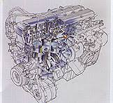 jag lovers xj40 common problems aj6cutout jpg 14436 bytes this is the jaguar aj6 engine
