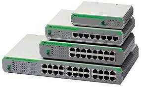 <b>Allied Telesis at FS710/8E</b> (At-FS710/8E-60): Amazon.ca ...