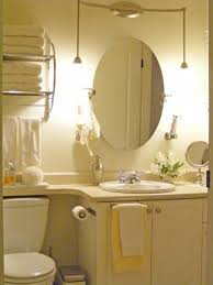 frameless oval home depot bathroom mirrors above single sink bathroom vanity and toilet also two bathroom vanity mirror pendant lights glass